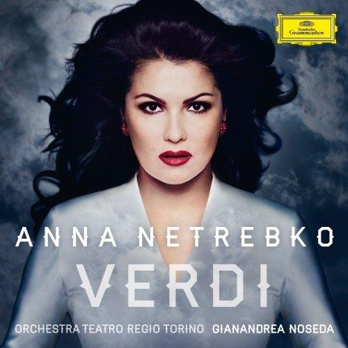 Image of   Anna Netrebko - Verdi (cd+dvd) - CD