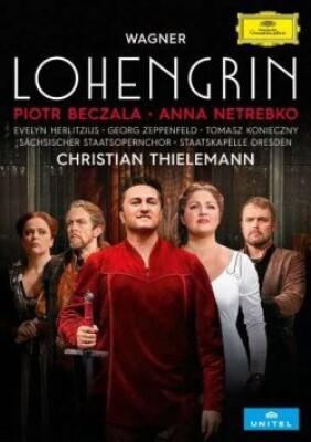Image of   Anna Netrebko - Wagner: Lohengrin - DVD - Film