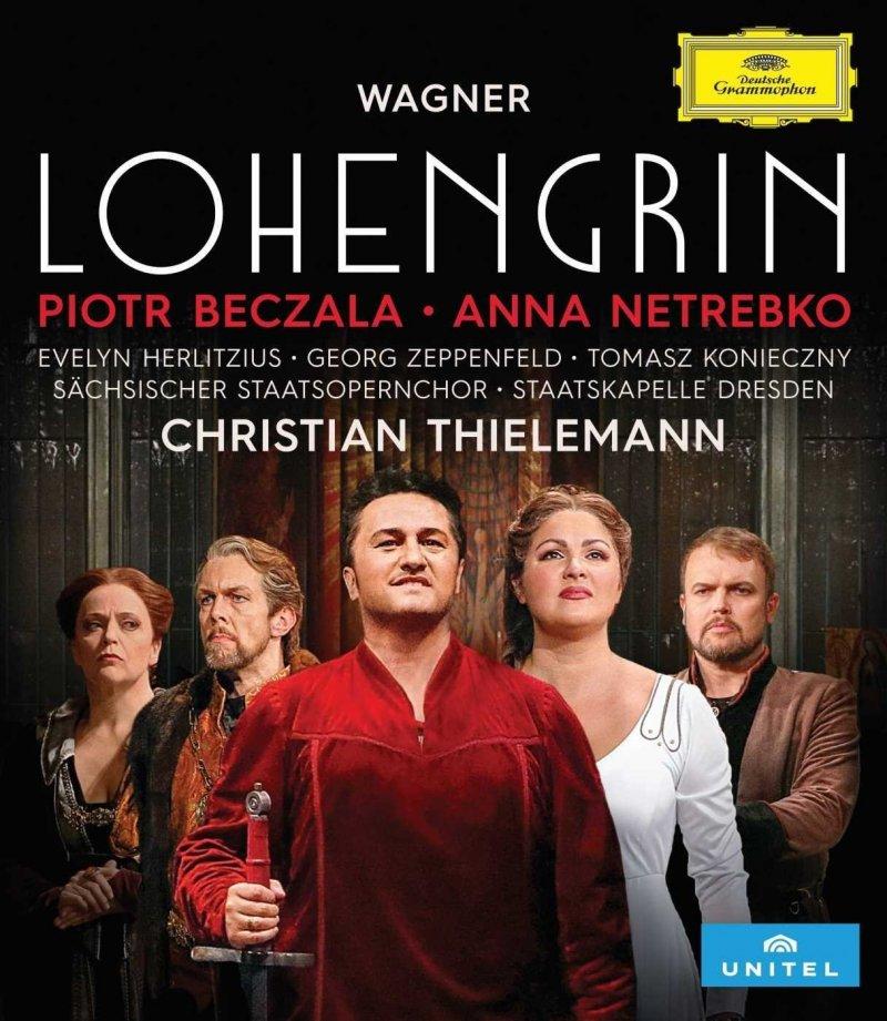 Image of   Anna Netrebko Wagner: Lohengrin - Blu-Ray