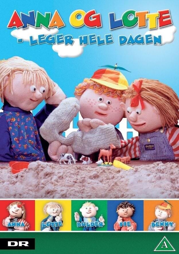 Image of   Anna Og Lotte - Leger Hele Dagen - DVD - Film