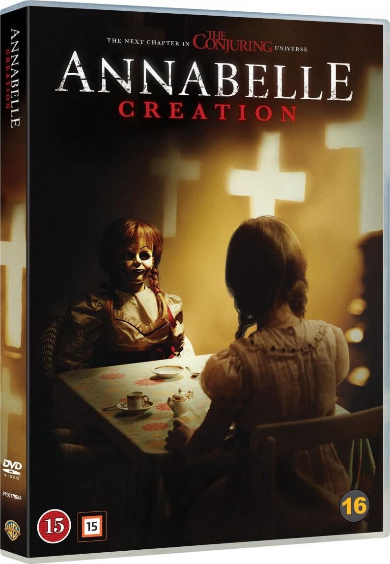 Image of   Annabelle 2: Skabelsen - DVD - Film