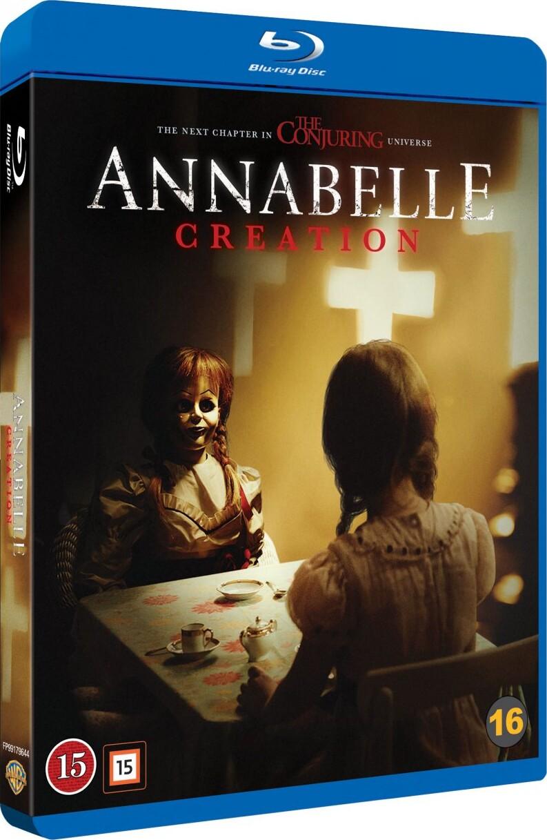 Image of   Annabelle 2: Skabelsen - Blu-Ray