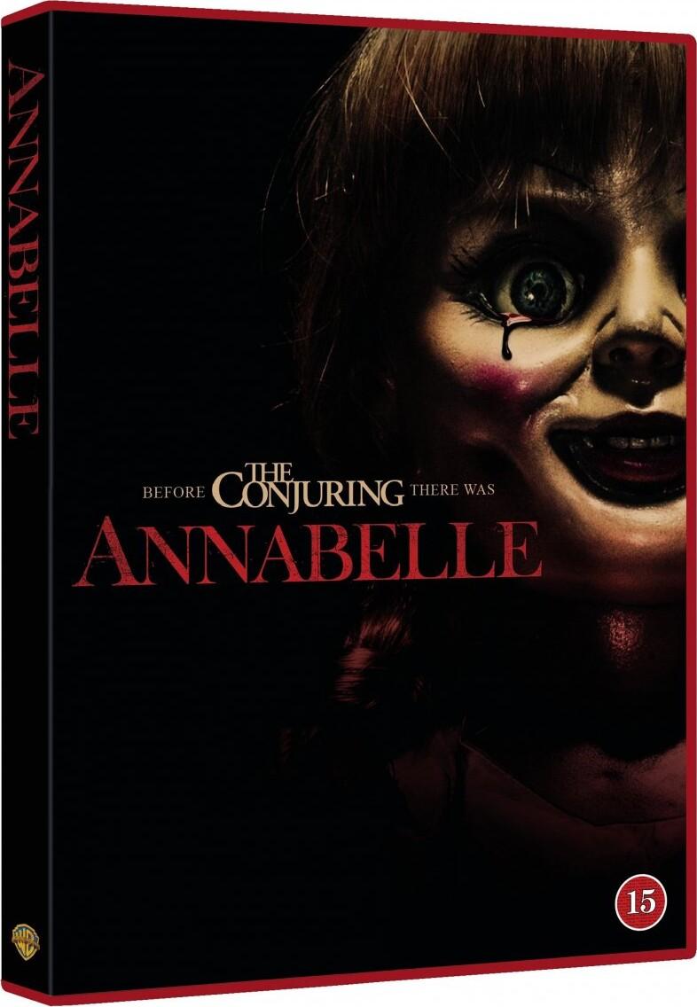Billede af Annabelle - DVD - Film
