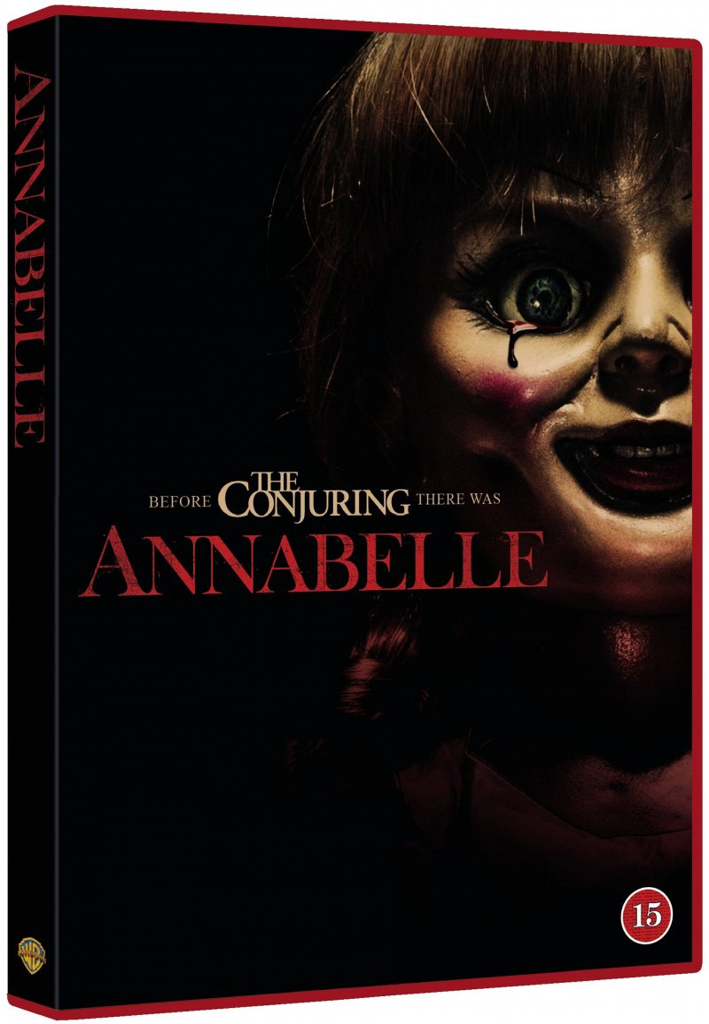 Image of   Annabelle - DVD - Film