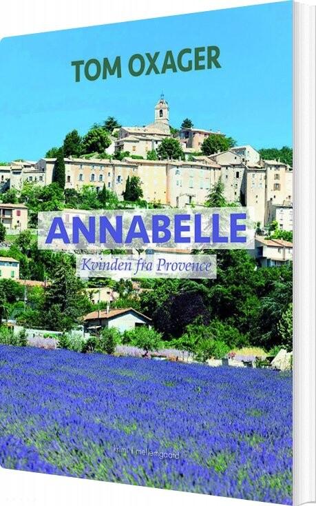 Image of   Annabelle - Tom Oxager - Bog