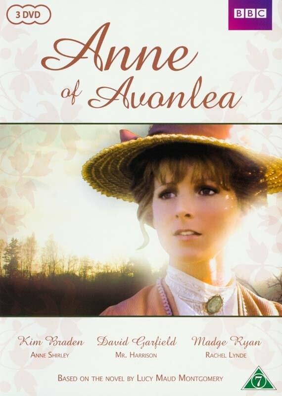 Image of   Anne Fra Avonlea - Anne Fra Grønnebakken 2 - DVD - Tv-serie