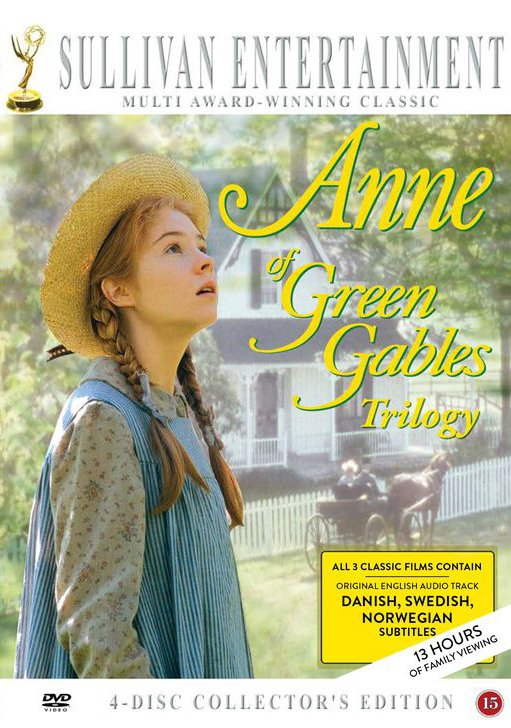 Billede af Anne Fra Grønnebakken / Anne Of Green Gables - Collectors Edition - DVD - Film