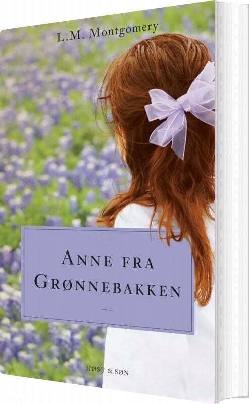 Image of   Anne Fra Grønnebakken - L.m. Montgomery - Bog