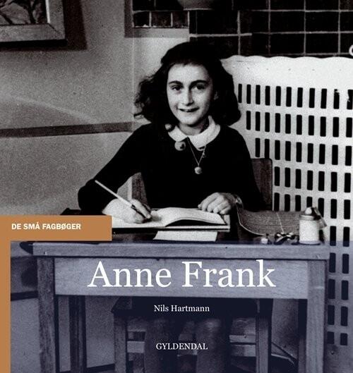 Billede af Anne Frank - Nils Hartmann - Bog