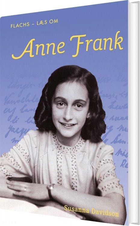 Image of   Anne Frank - Susanna Davidson - Bog