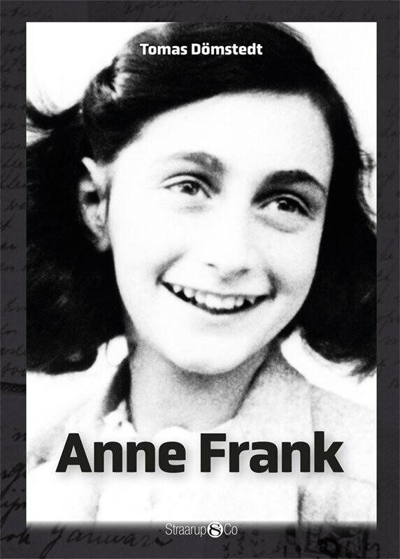 Image of   Anne Frank - Tomas Dömstedt - Bog