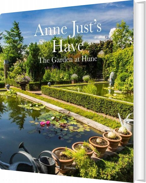 Image of   Anne Justs Have - The Garden At Hune - Div. Forfattere - Bog