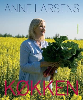 Image of   Anne Larsens Køkken - Anne Larsen - Bog