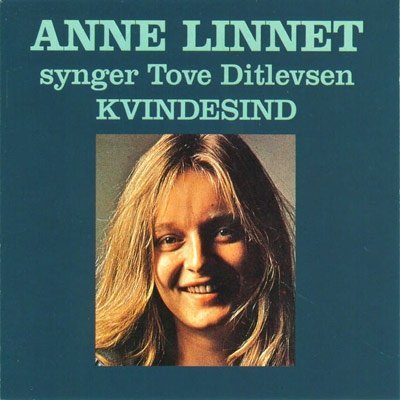 Image of   Anne Linnet - Kvindesind - CD