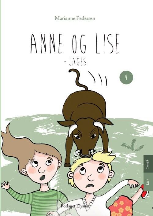 Image of   Anne Og Lise - Jages - Marianne Pedersen - Bog