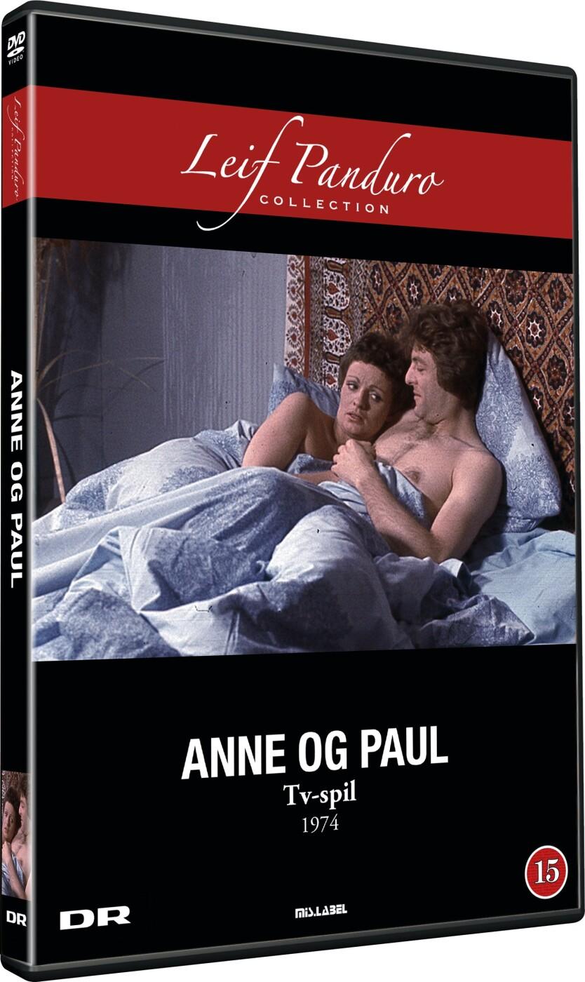 Image of   Anne Og Paul - DVD - Film