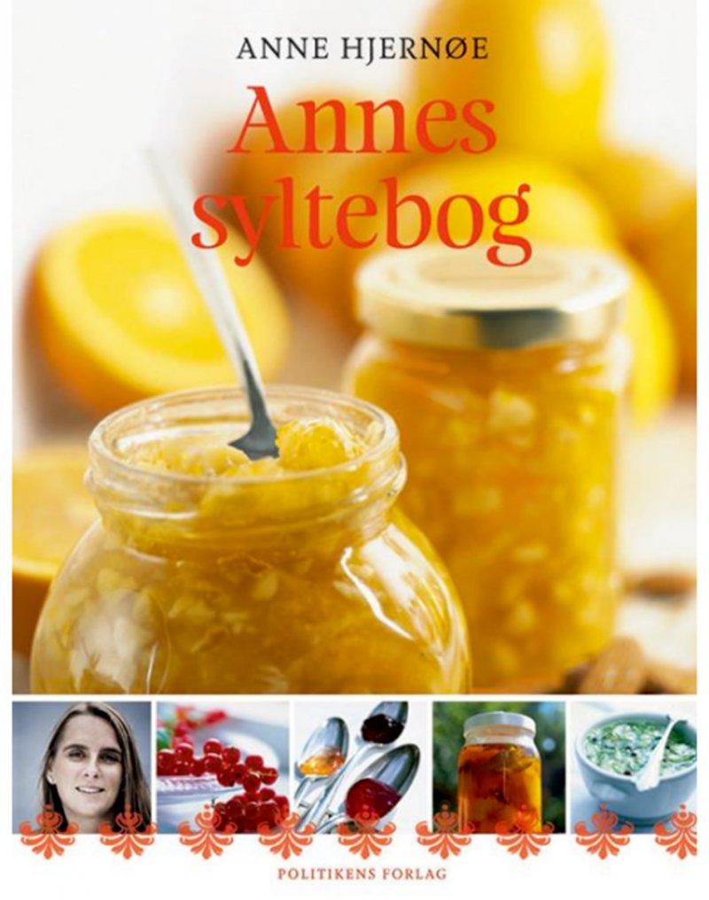 Image of   Annes Syltebog - Anne Hjernøe - Bog