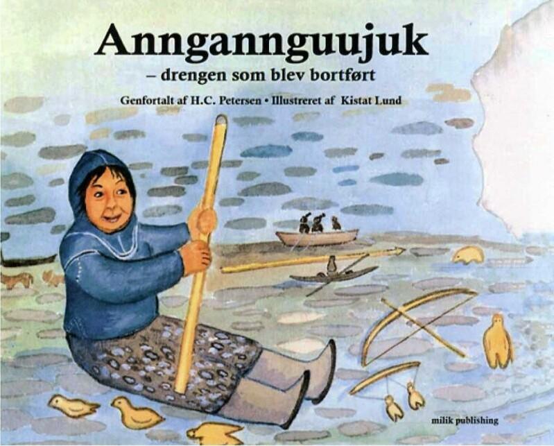 Image of   Anngannguujuk - H.c. Petersen - Bog