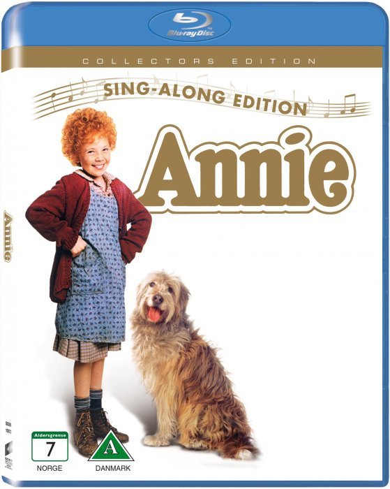 Image of   Annie - Blu-Ray