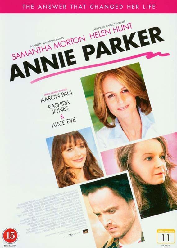 Image of   Annie Parker - DVD - Film