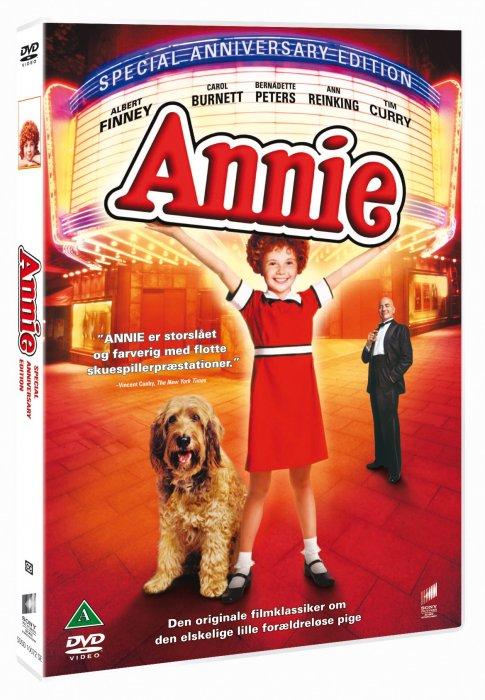 Billede af Annie - DVD - Film