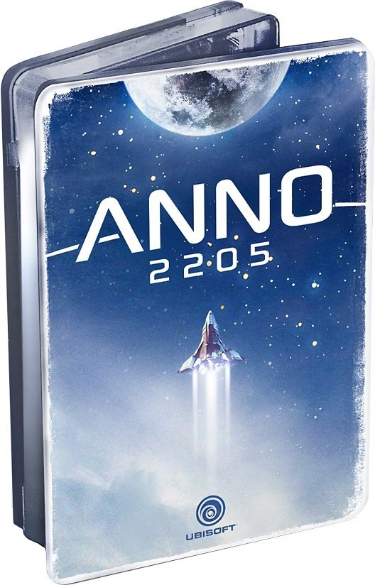 Image of   Anno 2205 - Collector's Edition - PC