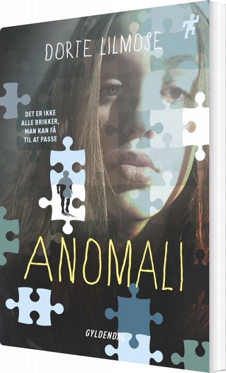 Image of   Anomali - Dorte Lilmose - Bog