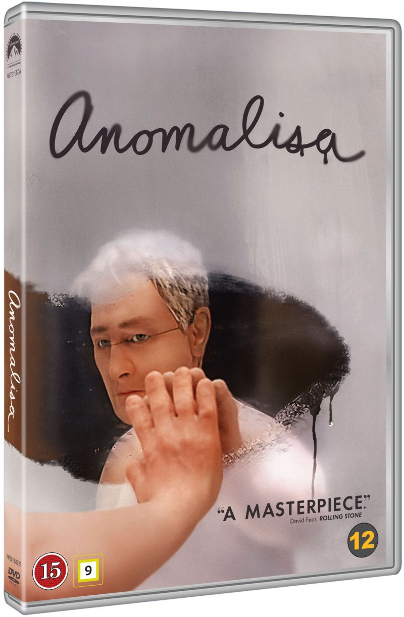 Image of   Anomalisa - DVD - Film