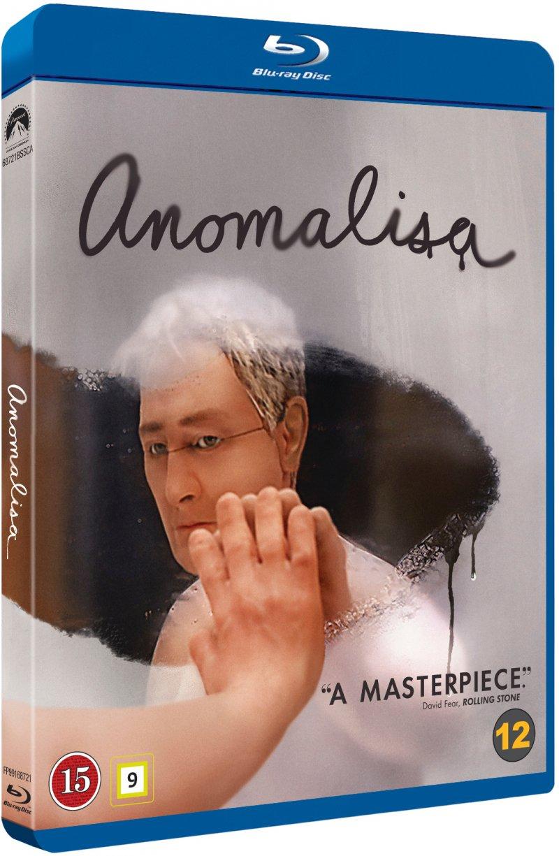 Image of   Anomalisa - Blu-Ray