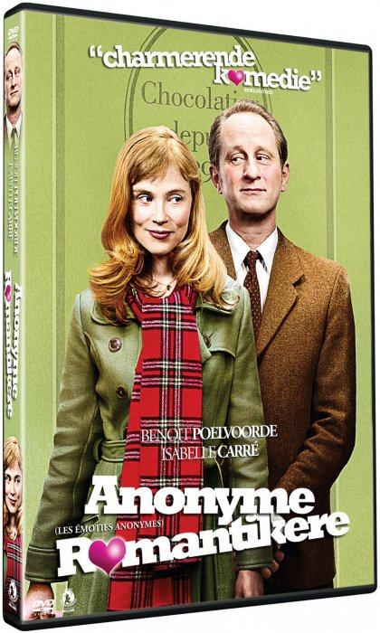 Image of   Anonyme Romantikere - DVD - Film