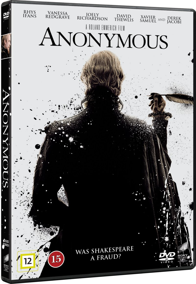 Image of   Anonymous - DVD - Film