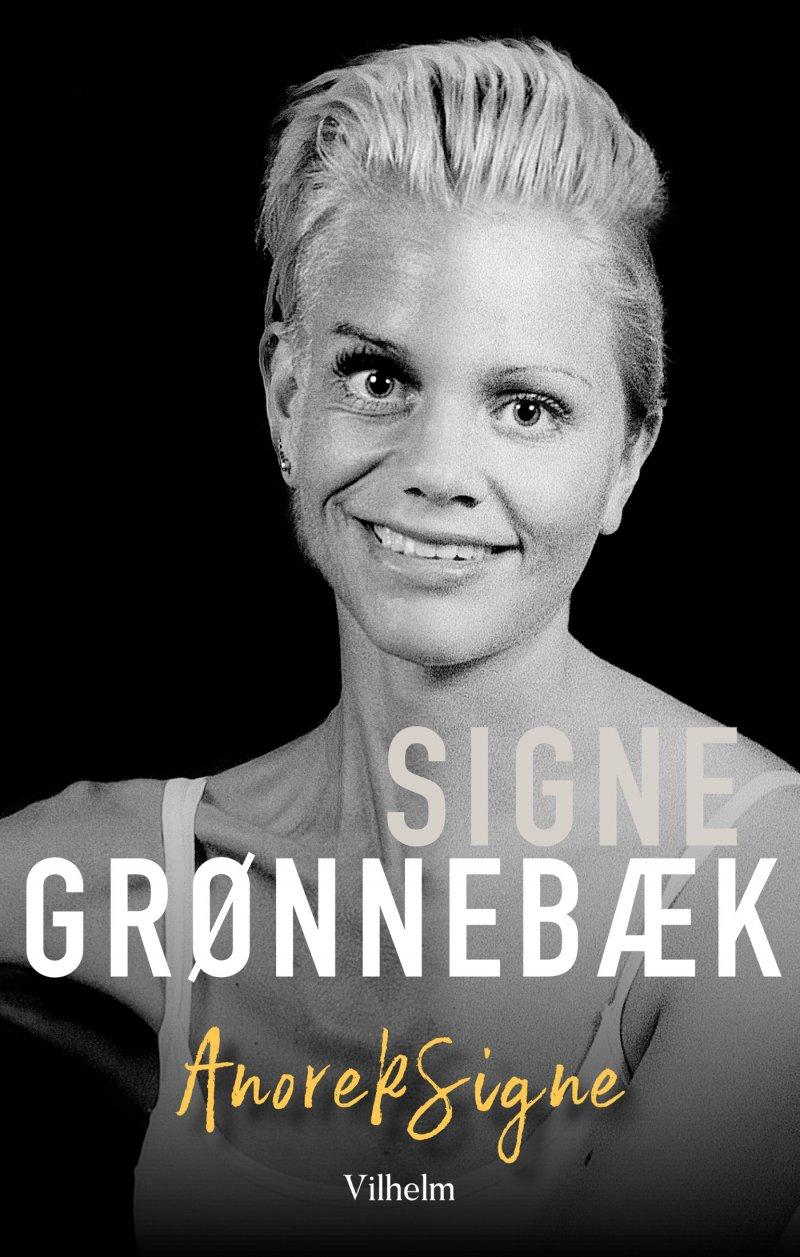 Billede af Anoreksigne - Signe Grønnebæk - Bog