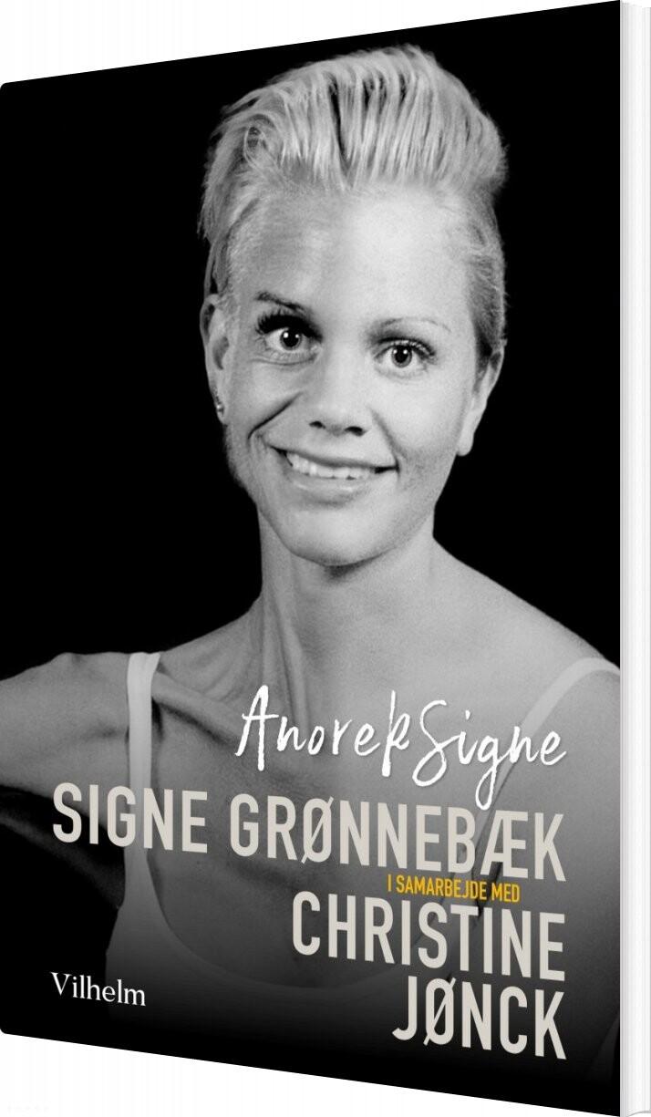 Image of   Anoreksigne - Christine Jønck - Bog