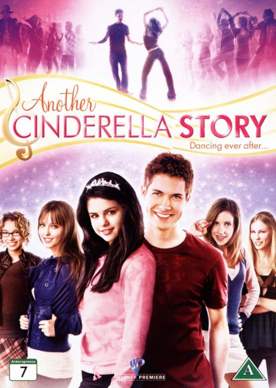 Image of   Another Cinderella Story - DVD - Film