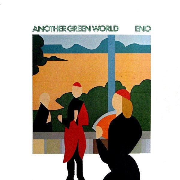 Eno - Another Green World - Vinyl / LP
