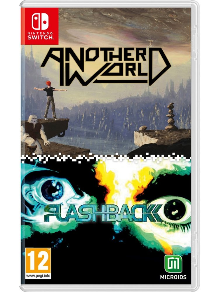 Image of   Another World Flashback - Nintendo Switch