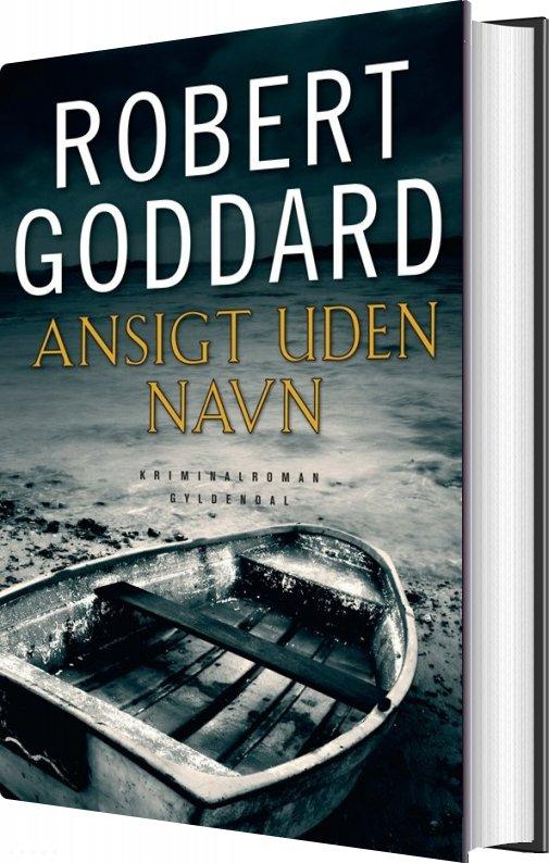Image of   Ansigt Uden Navn - Robert Goddard - Bog