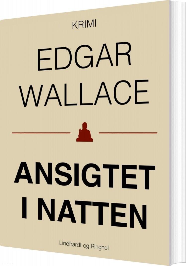 Image of   Ansigtet I Natten - Edgar Wallace - Bog