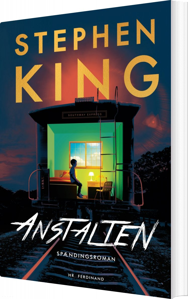 Image of   Anstalten - Stephen King - Bog