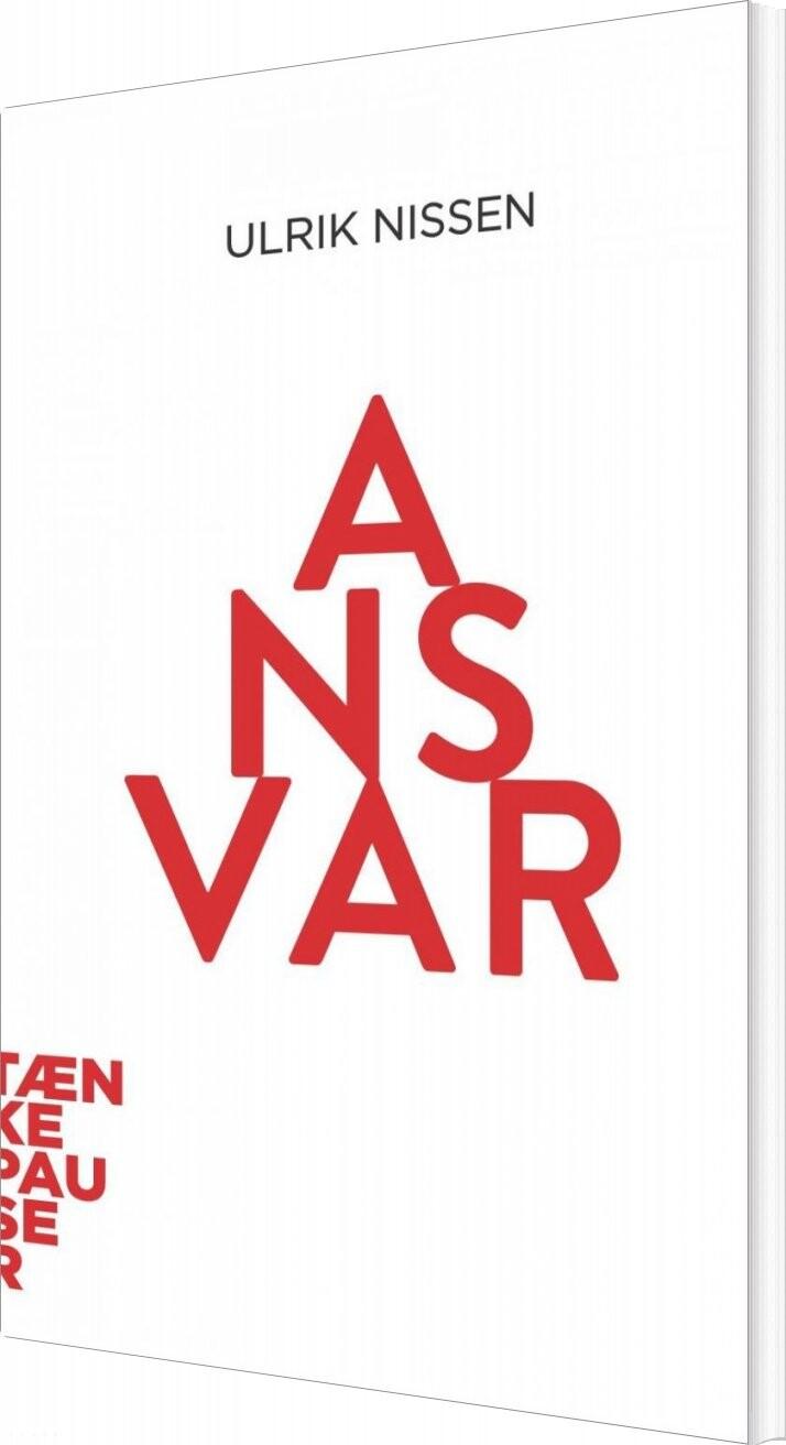 Ansvar - Ulrik Nissen - Bog