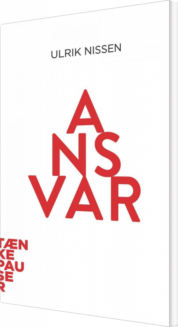 Image of   Ansvar - Ulrik Nissen - Bog