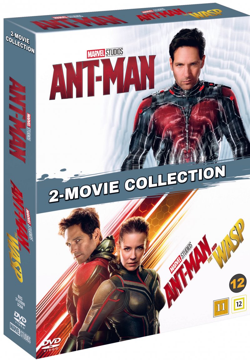 Image of   Ant-man // Ant-man And The Wasp - Marvel - DVD - Film