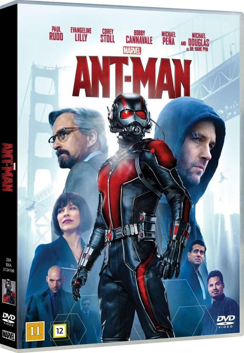 Image of   Ant-man - Marvel - DVD - Film