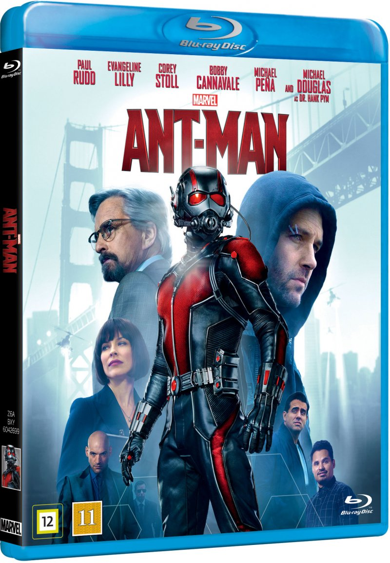 Image of   Ant-man - Marvel - Blu-Ray