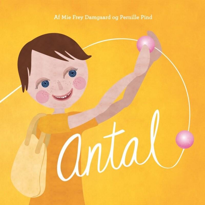 Image of   Antal - Pernille Pind - Bog