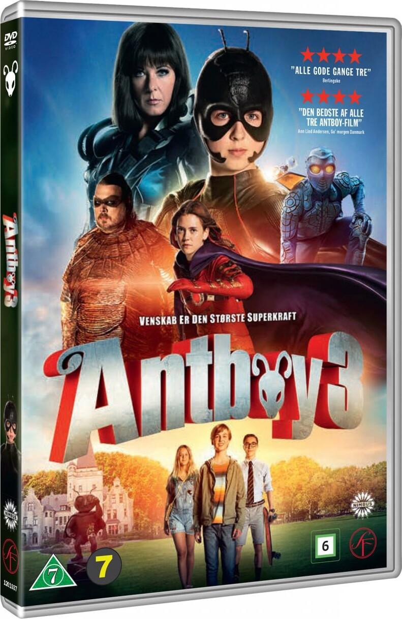 Billede af Antboy 3 - DVD - Film