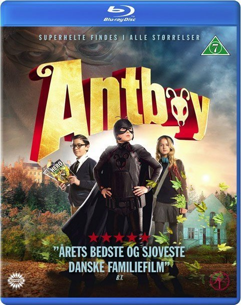 Image of   Antboy - Blu-Ray