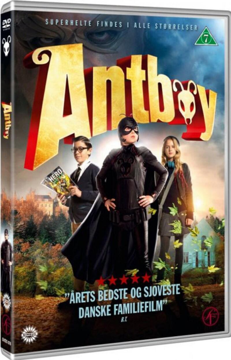 Billede af Antboy - DVD - Film