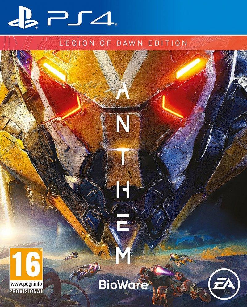 Image of   Anthem - Legion Of Dawn Edition - PS4