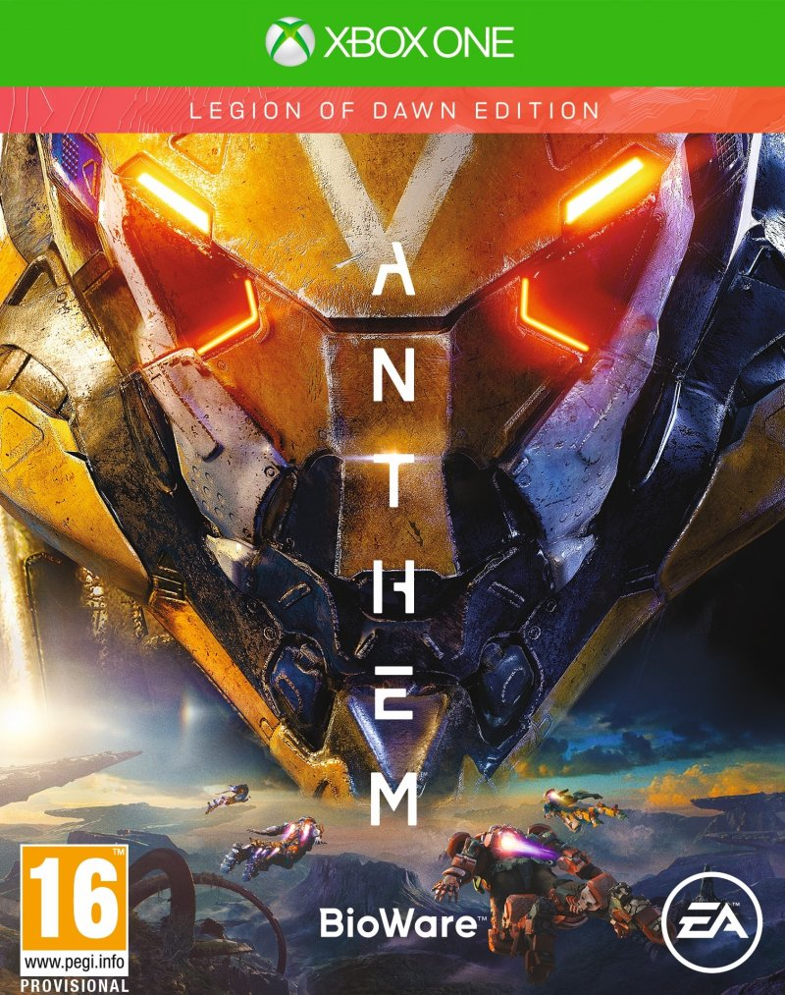 Image of   Anthem - Legion Of Dawn Edition - Xbox One